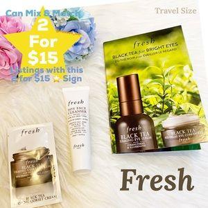 Fresh Mini Travel Bundle